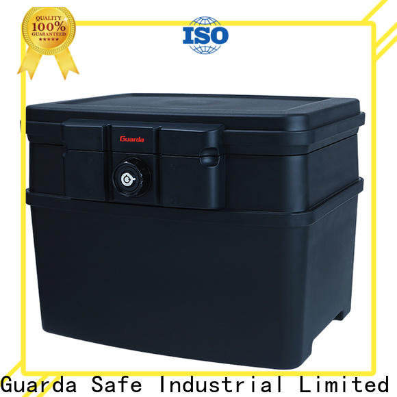 Top fireproof box waterproof manufacturers for bank