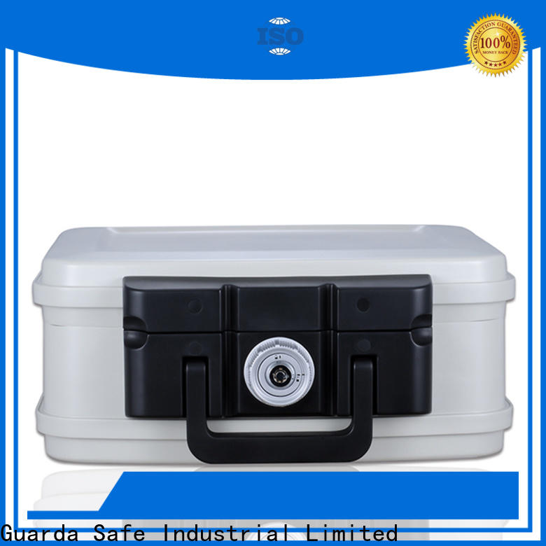 Wholesale fireproof and waterproof safe portable manufacturers for bank