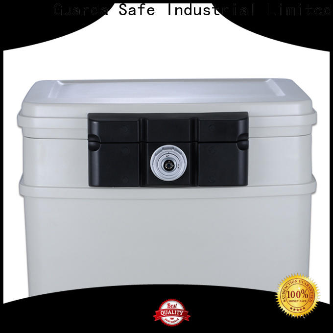 High-quality fireproof document safe tubular company for moeny