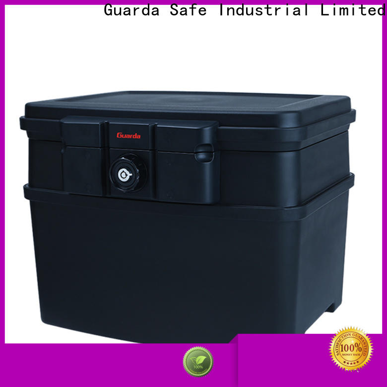 Guarda waterproof fireproof safe manufacturers for office