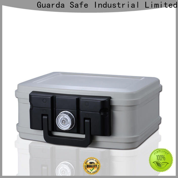 Custom document safe lock for business