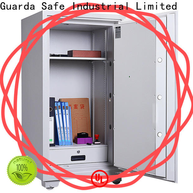 Guarda Latest big fireproof box factory for company