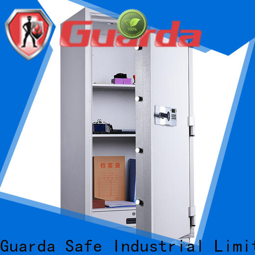 Latest big fireproof safe using supply for home