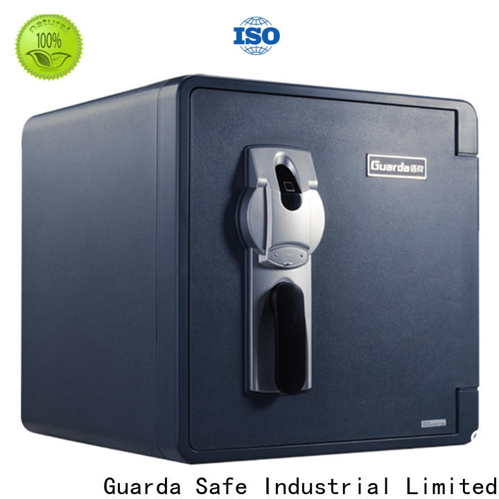 Guarda warranty 1 hour fire safe box factory for business
