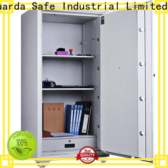Guarda Wholesale 2 hour fire rated safe factory for company