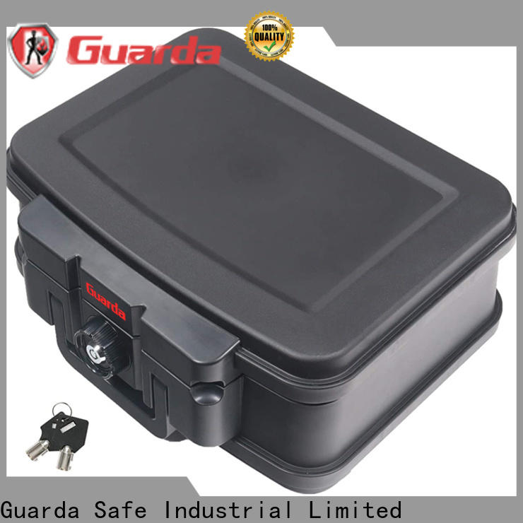 Wholesale fireproof document safe gun suppliers