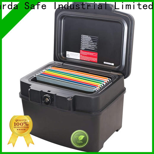 Guarda safety fireproof safe for documents manufacturers for home use