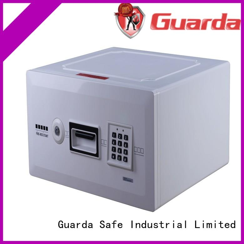 Guarda fireproof fireproof drawer safe factory for home uses