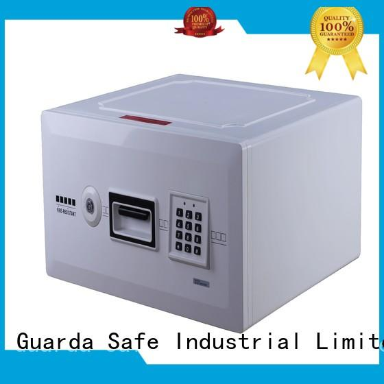 Guarda digital fireproof drawer safe for business for company