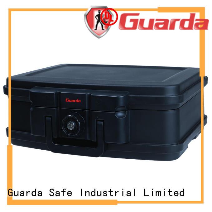 fire waterproof key safe document Guarda