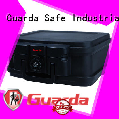 Guarda durable fireproof and waterproof safe directly sale for moeny