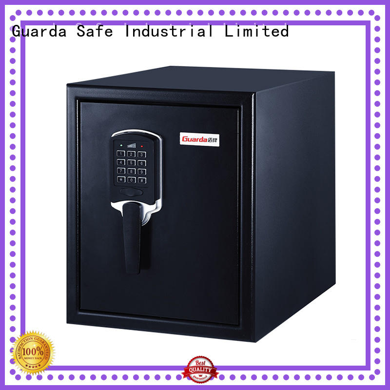 Guarda waterproof fireproof safe box suppliers for company