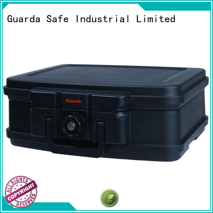 Guarda New fireproof lock box manufacturers for moeny