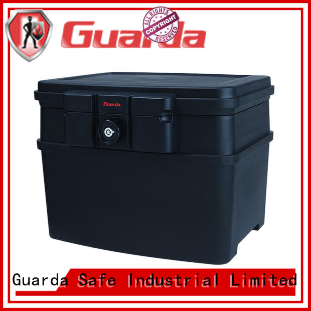 Guarda reliable fireproof document safe online for home use