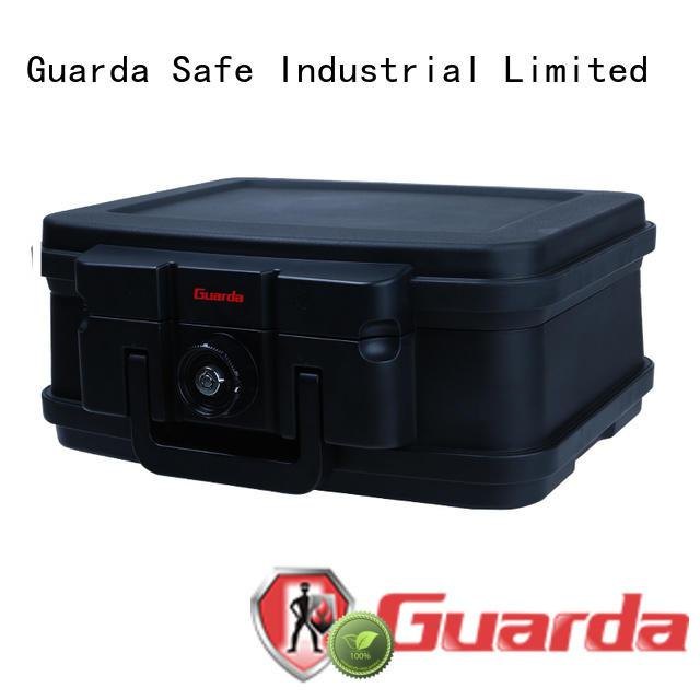 portable safe file Guarda