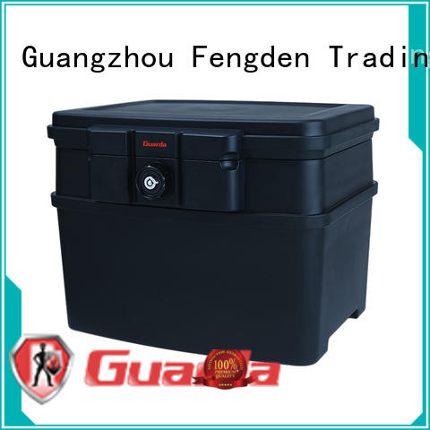 Guarda turnknob document safe box manufacturer for moeny