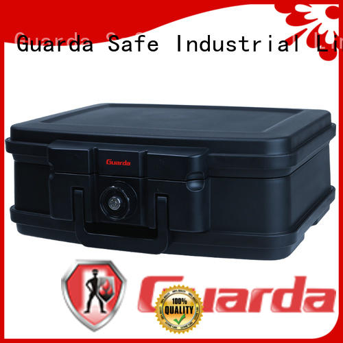 Top fire and waterproof safe document for business for home use