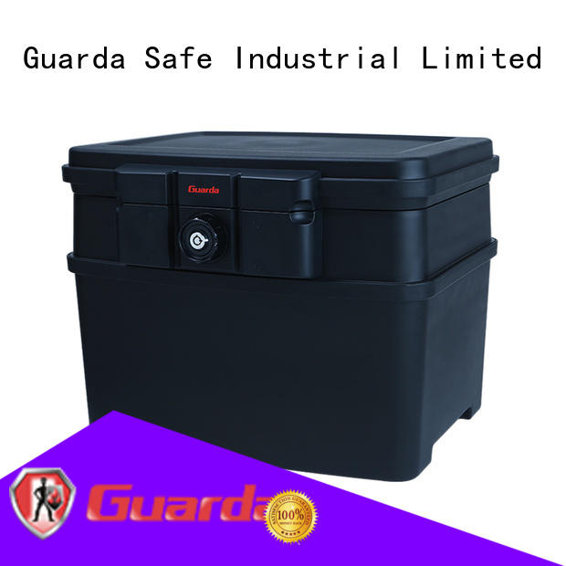 Guarda document fireproof and waterproof safe directly sale