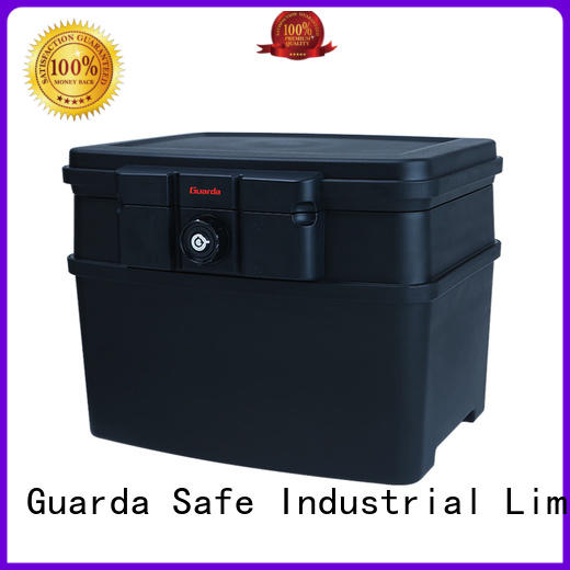 Latest fireproof safe for documents chest2117 manufacturers for home use