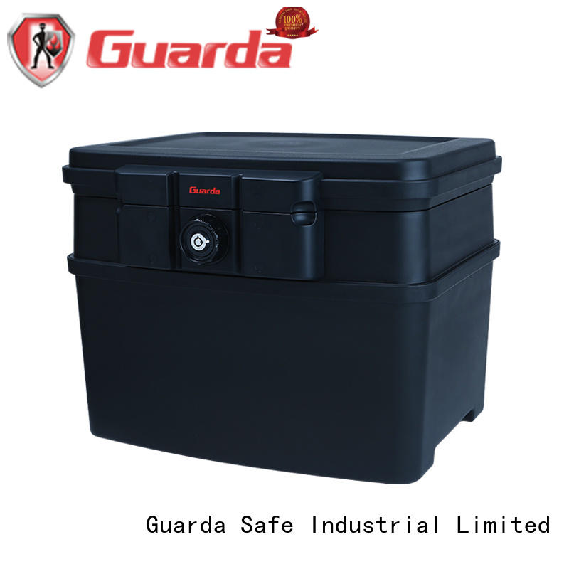 Guarda durable fireproof chest manufacturer for home use