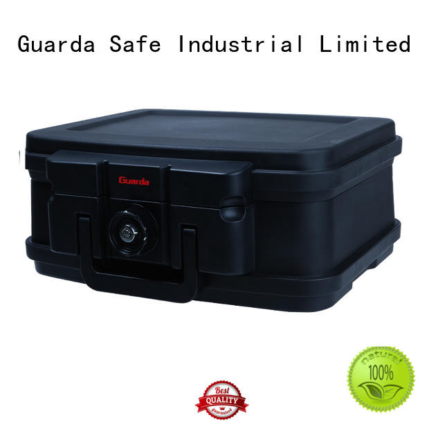 Guarda waterproof fireproof document safe manufacturers for moeny