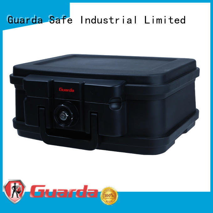 Guarda reliable fireproof and waterproof safe directly sale for home use